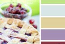 Color palette / color inspiration