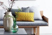 ✔ Le Salon / Coussin, pillow, cushion, deco, interior