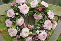 Wreaths / Flower Wreaths