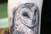 Wildlife art and tattoos / Wildlife inspires artists worldwide. Here are some of our favorites.