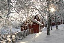 Winter / Caldo inverno di casa tua!