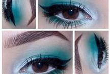 Eyeliners et Mascaras / Magnifiez vos yeux avec des couleurs intenses !