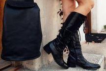 Buty / Buty - im więcej par tym lepiej.