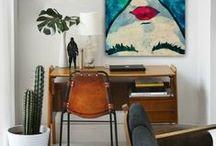 ✔ Le bureau / bureau, espace de travail, work space