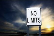 """There Are No Limits / Inspirational quotes and captivating pictures of adventures that prove our company motto and mission statement - """"There Are No Limits."""" #therearenolimits #Karbon"""