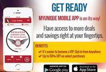 MYUNIQUE Specials & Events / Specials and events happening at all MYUNIQUE & Value Village locations!