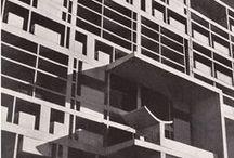 αρχιτεκτονική / arquitectura / architettura