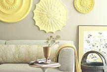 Dekoideen für Zuhause / Interior Designs und Ideen