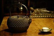 Tetsubin / Japanese cast iron kettle