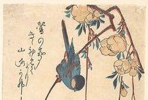 Hiroshige's works