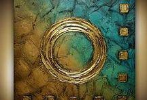 TEXTURE    (Abstract Art)