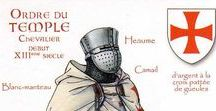 11th-13th Century Western Europe Armies and Soldiers / A collection of Early Medieval Western European soldiers, armies, banners, coats of arms etc.