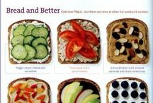 Healthier Eats  / by Khristin Meyers