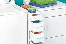 Storage Solutions / by Khristin Meyers