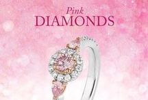 Pink Diamonds / Showcasing a collection of rare Australian, Argyle Pink Diamonds available at York Jewellers.