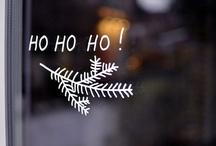 winter & ho ho ho! / by kleiner salon
