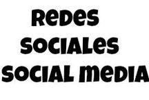 Redes Sociales: Social Media / Conceptos generales sobre Redes Sociales, Facebook, Twitter, Linkedin, Instagram, etc ...