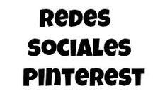 Redes Sociales: Pinterest / Red social personal o corporativa donde tenerlo todo muy organizado es fácil. MUY PRÁCTICA