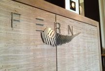 Fern Restaurant / Fern, a concept conceived by world renowned chef Jean-Georges Vongerichten