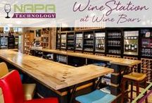 WineStation in Wine Bars / Wine Bars around the globe using the WineStation to serve their premium wines by the glass! #winestation #winebars