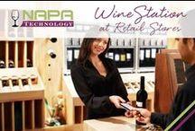 WineStation in Retail Stores / WineStation installations in retail stores in North America  #winesampling #wineretail #winestation