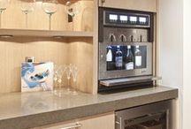 Home Kitchen and Cellar Design
