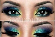 Make up / #make up #glam / by Mathilde Langis