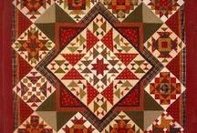 Samplers and Medallions / Great setting ideas for samplers, medallions, BOMs, and BOWs