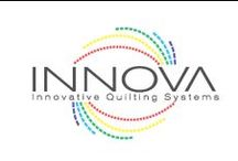 Innova / Innova longarm family and tutes. Moonbear Designs and Quilting joined the family in 2014!!!