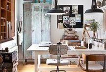Espacios de trabajo / Workspaces
