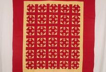 T is for ... / Texas, Temperance, Turkey Red, Tennessee and T shirt quilts