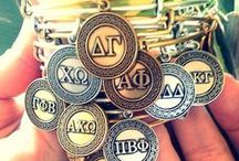 Head to Toe in A Chi O / everything alpha chi!!!