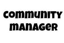 Community Manager / Necesitaría un Terabyte para explicar todo lo que hace(mos) ...
