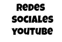 Redes Sociales: YouTube / Videocasting, canales de video temáticos donde hay DE TODO