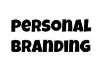 Personal Branding - Marca Personal / Configura la percepción que los demás van a tener de una persona en el mundo digital ... o sea de ti; así que trabájatela bien ... También se le llama marca digital personal ...