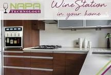 WineStation In Your Home / All about the WineStation Pristine PLUS- designed for your home.