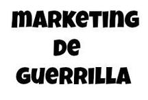 Marketing de guerrilla / Ambient / Street Marketing / El marketing por las calles, en lugares inesperados, ... por todas partes ... qué ocurrentes son los creadores, ... ENORME