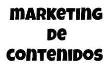 Marketing de Contenidos / Se trata de llevar una política de aportar contenidos a tu audiencia, o si lo haces por gusto para tu propia satisfacción ...