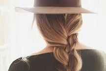 ❥ Hairstyles inspiration | Moi je joue / Acconciature che ci ispirano