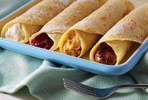 Pancake Day / Share your delicious pancake-inspired creations with us this Pancake Day.