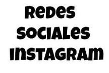 Redes Sociales: Instagram / Red social personal o corporativa que intercambia millones de fotografías y comentarios ...