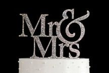 Mr & Mrs / A fun and romantic look at weddings, the Bride & Groom.