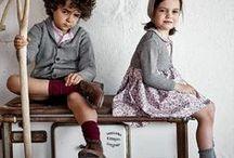 Colaboraciones con otras marcas / Tenemos la suerte de que otras marcas del sector de la moda infantil se acuerdan de nosotras a la hora de hacer sus catálogos y lookbooks!  En este tablero compartimos con vosotras las maravillosas fotos que nos hacen!