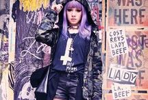 -- Pastel Goth -- / -- pastel goth Fashion style ^_^ --