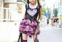 -- Harajuku Fashion -- / #Harajuku #japan #fashion #Style