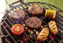 Barbecue / Create your own 'Great British BBQ' board full of what makes your perfect BBQ!