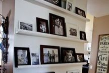 decorating tips/gallery wall