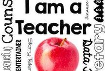I Teach.... Inspiration/Quotes