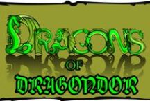 Dragons of Dragondor #ForYoungerReaders #MGlit / The Dragons of Dragondor live in a mystical land.  *Parents: sign up for the Dragondor Newsletter to receive updates on new releases and special giveaways - http://eepurl.com/60LDf