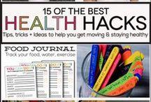 Healthy/ Light: snacks / tips/ wellness